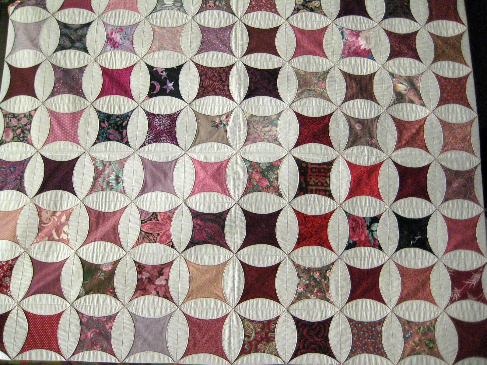 Quilting Guild Program Ideas : Carol Britt s Program: Circular Patchwork Star Quilters Guild