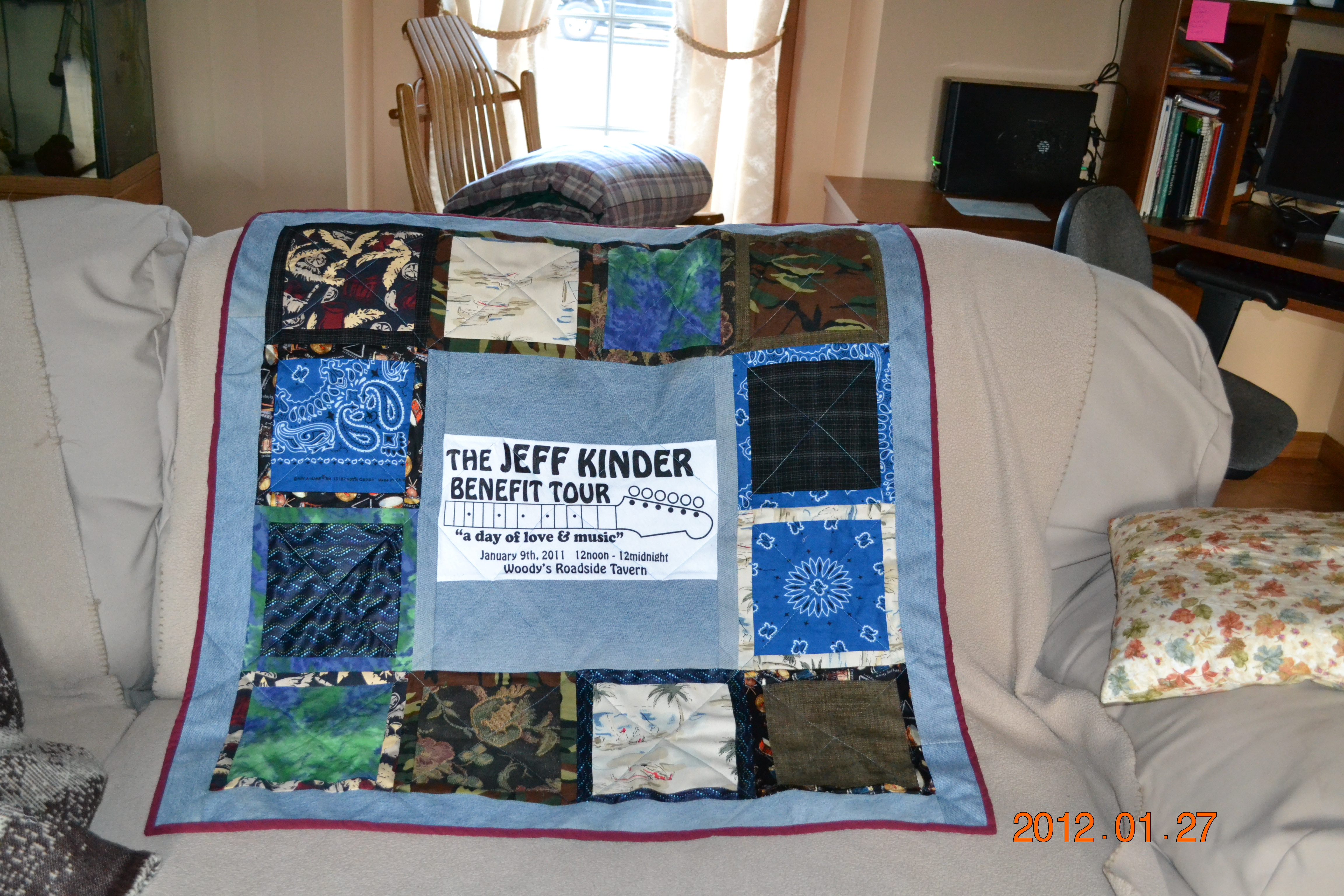 Opportunity Hospice Memory Quilts Star Quilters Guild