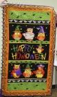 Dawn Schaben - Halloween quilt