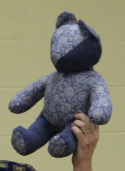 Kathy Wickham - Teddy bear