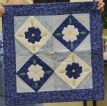 Judi Byrd - Blue on Blue quilt