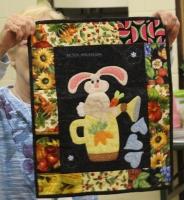 Judi Byrd - Peter MacGregor quilt