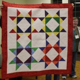 Barbara Badger - Missouri Stars quilt