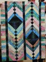 Barbara Badger - French Braid quilt