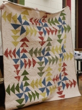 Ky Yamamura - Windmill quilt