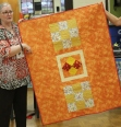 Gisela O'Connor - Comfort quilt back