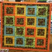 Dawn Schaben - Comfort quilt