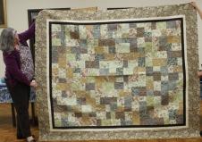Dawn Schaben - Sister's quilt