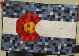 Victoria Person - Colorado quilt