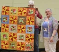 "Gisela O""Connor - Comfort quilt"