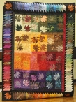 Chris Epperley - Leaf quilt