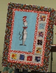 Cathy Russell - Dr. Suess quilt