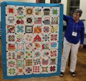 Ann Ware - Farm Girl quilt.
