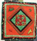 Kathy Martin - Hot Tamale quilt (Round Robin)