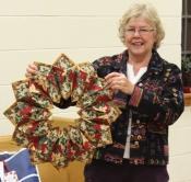 Ruth Ann Assaid - Wreath