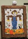 Donna Kittleson - Scarecrow Quilt.