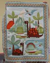 Kathy Martin - Issiah's Baby Quilt