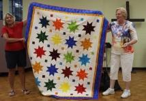 Donna Bohon - Jacob's Quilt