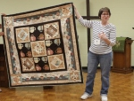 Cindy King – Coffee Quilt