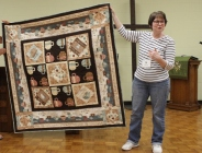 Cindy King - Coffee Quilt