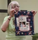 Peggy Ramsey - Scrapbook Quilt