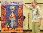 Bobbi Badger – Quilting DivaQuilt