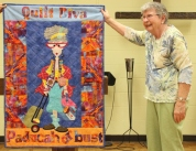 Bobbi Badger - Quilting Diva Quilt
