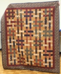 Cathy Russel – Weave In and Out Quilt