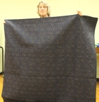 Cathy Russell – Weave In and Out Quiltback