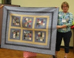 Jennifer Adams – Baby Quilt