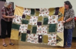 Victoria Person - Old Owl Quilt