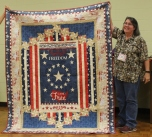 Victoria Person - Freedom Quilt