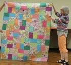 Linda Greene - Comfort Quilt 1