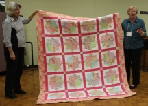 Donna Bohon - Double Star Quilt