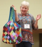Becky Kea – Quilted ToteBag