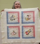 Gisela O Connor – Quilt