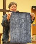 Susan Kraterfield – Indigo DyedShibori