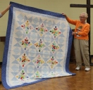 Judi Byrd - Bed Quilt