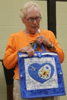 Judi Byrd - Quilt Block Carrier