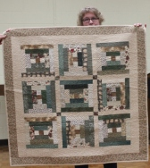 Jennifer Adams - Lap Quilt