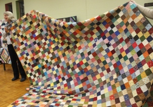 Cathy Russel - 'Finally' quilt