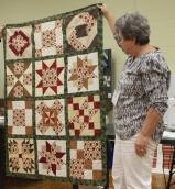 Ann Ware - Squares quilt