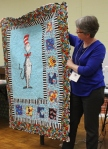Laurie Lyons – Dr. Suess quilt