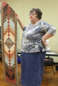Sue Berry - Braided Table Runner