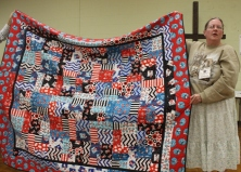 Bonnie Blessing Dr. Suess quilt