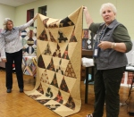 Judy McWhorter – 'Toes in the Sand'quilt
