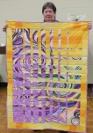Susan Kraterfield - Harmonic Convergence Comfort Quilt