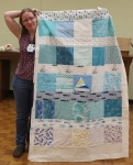 Val Stricklin - Sailboat Baby Quilt