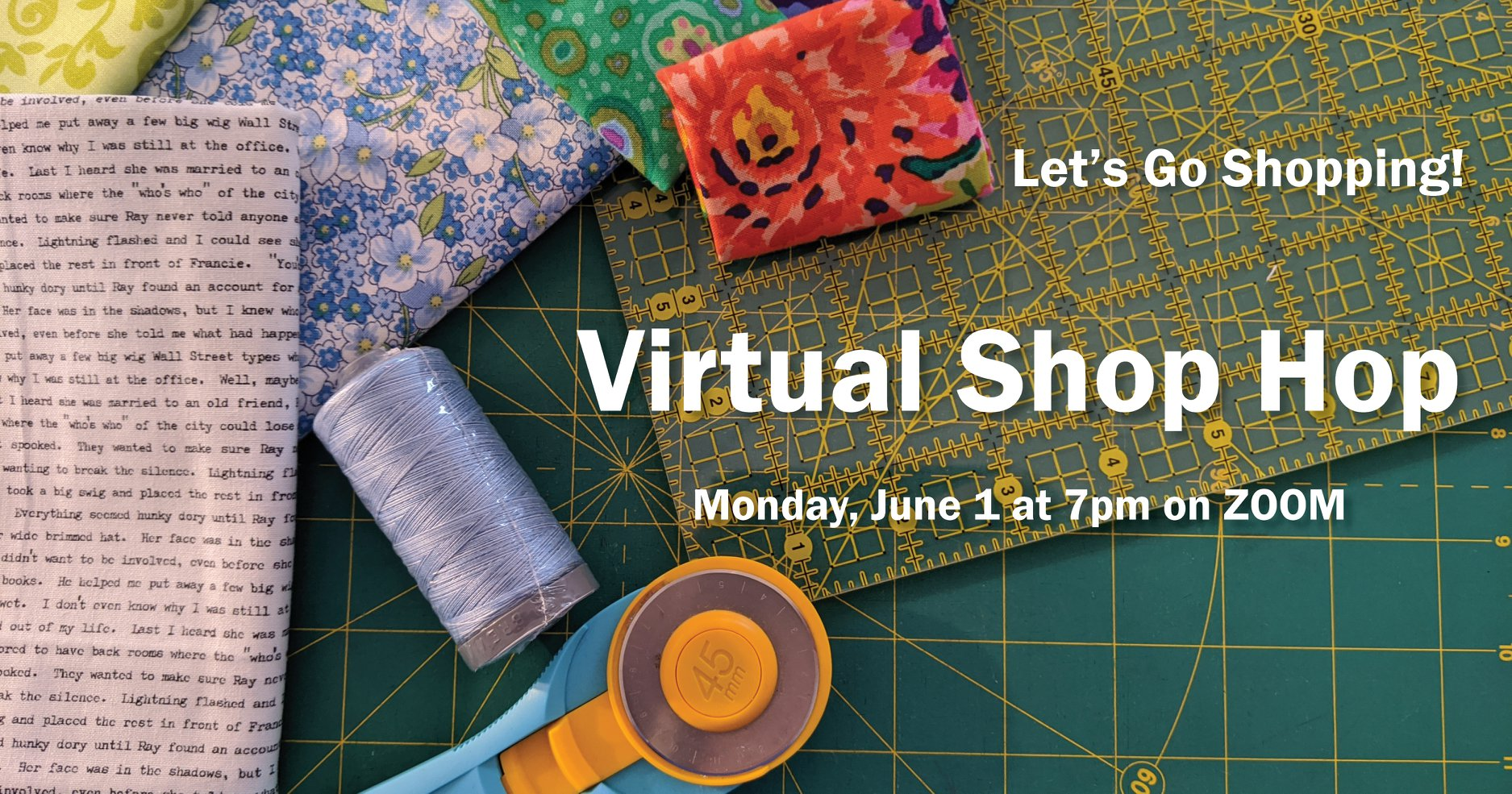 virtual shop hop promo